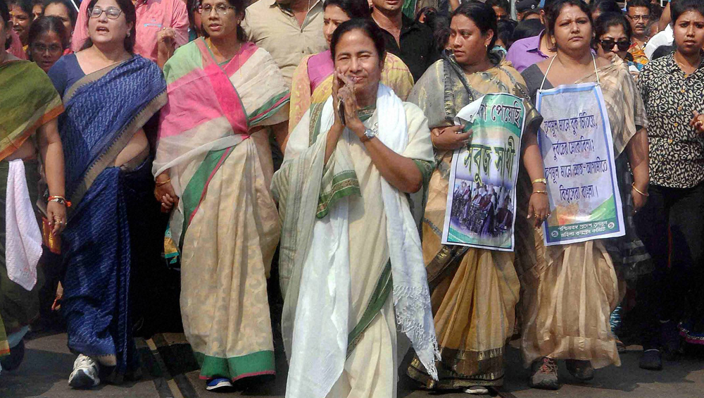 Mamata Banerjee Song Released: মুক্তি পেল মমতা ব্যানার্জির লেখা গান 'যৌবন জাগো নতুন ভোরে', দেখুন ভিডিও