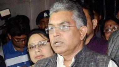 Dilip Ghosh: 'যারা আল্লাহর দয়ায় সুস্থ থাকবেন বলছেন তাঁরাই আক্রান্ত হচ্ছেন' ফের বেফাঁস মন্তব্য দিলীপ ঘোষের