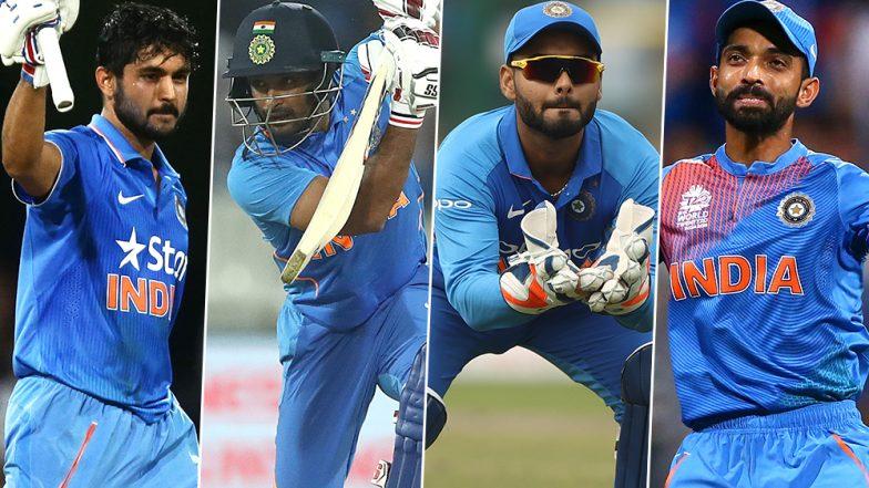 ICC World cup 2019: বাদ পড়া ক্রিকেটারদের নিয়ে আরও একটা দল পাঠালে কেমন হত ভারতীয় দল