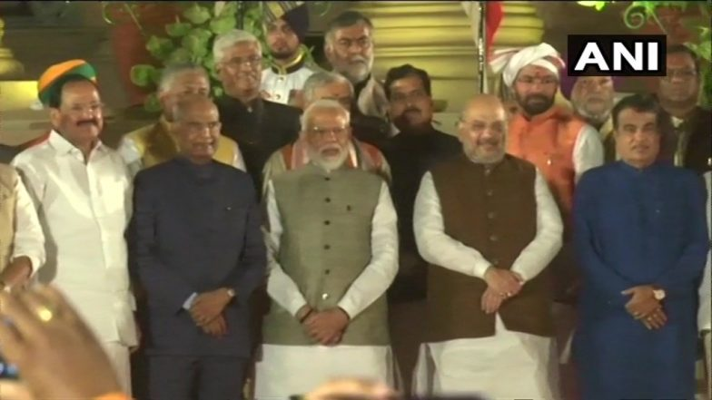 Modi Cabinet 2.0: মোদির দ্বিতীয় দফায় সঙ্গে নেই জেটলি, সুষমা, হাল ধরতে পাশে দাঁড়ালেন অমিত শাহ