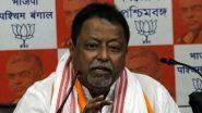 Kunal Ghosh on Mukul Roy: মুকুল রায়ের কলারটা কবে ধরবেন দিলীপ ঘোষ? দুর্নীতি প্রসঙ্গে পাল্টা প্রশ্ন কুণাল ঘোষের