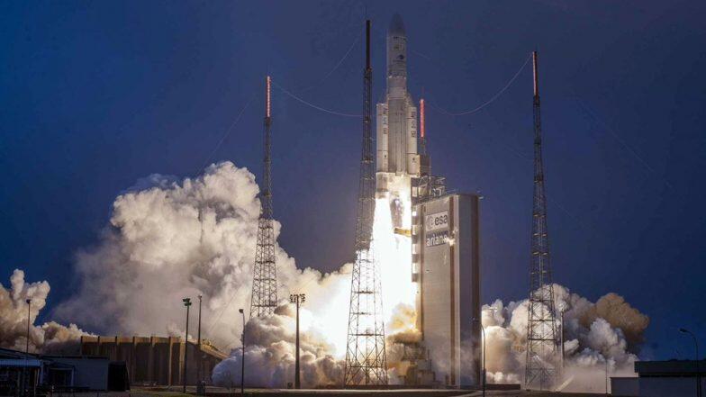 RISAT-2B Launched by ISRO: মহাকাশে গুপ্তচর উপগ্রহের সফল উৎক্ষেপন, জানা যাবে চিন–পাকিস্তানের গতিবিধি