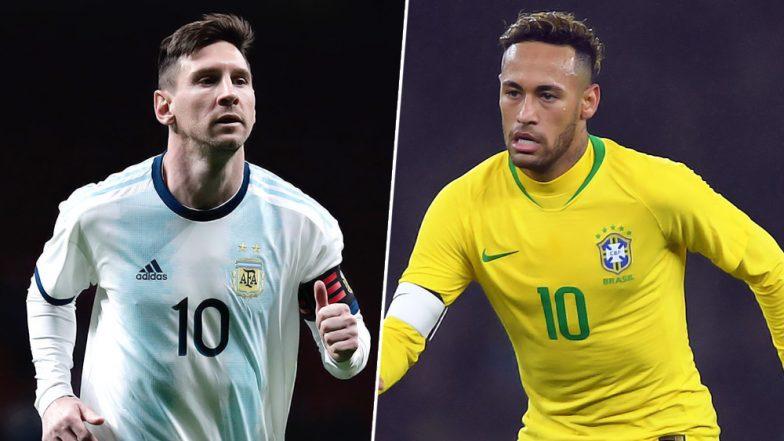 2019 Copa América: বিশ্বকাপ ক্রিকেটের মাঝেই চলবে মেসি বনাম নেইমার দ্বৈরথ