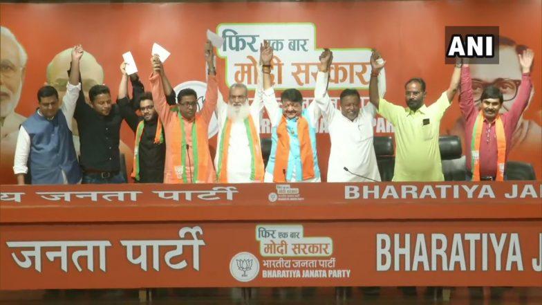 TMC MLA Joins BJP:ফের তৃণমূলে ধ্বস, বিজেপিতে যোগ দিলেন লাভপুরের তৃণমূল বিধায়ক মণিরুল ইসলাম সহ দুই নেতা