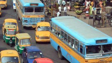 Kolkata: পুরনো ভাড়াতেই কাল থেকে কলকাতার রাস্তায় নামবে বেসরকারি বাস