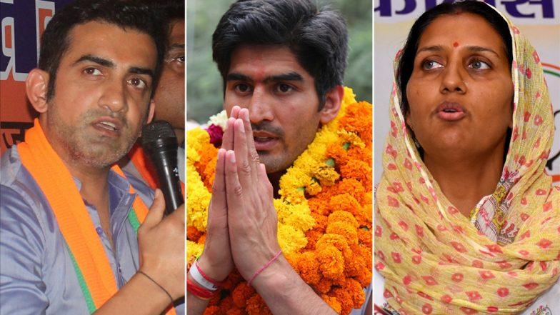 Lok Sabha Elections 2019: গৌতম গম্ভীর থেকে বিজেন্দর সিং, কল্যাণ চৌবে থেকে কৃষ্ণা পুনিয়া, তারকা ক্রীড়াবিদরা পারবেন কি প্রথমবার সাংসদ হতে!