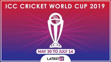 ICC Cricket World Cup 2019: আজ রাতে বিশ্বকাপের উদ্বোধনী অনুষ্ঠান, জানুন কোথায়-কখন-কীভাবে দেখবেন জমকালো Opening Ceremony