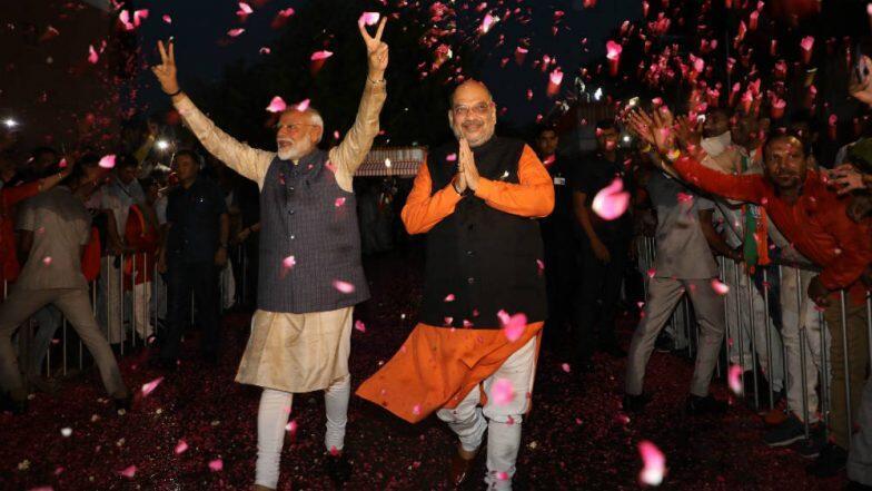 Modi's new cabinet: অমিত শাহ হতে পারেন স্বরাষ্ট্রমন্ত্রী, দেখুন মোদী টু সরকারে নতুন মন্ত্রী কারা হচ্ছেন