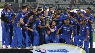 IPL 2019: জানেন চ্যাম্পিয়ন মুম্বই ইন্ডিয়ন্স, রানার্স চেন্নাই সুপার কিংস ও বিভিন্ন বিভাগে পুরস্কার জয়ীরা কত টাকা করে পেলেন