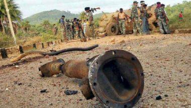 Jharkhand: ঝাড়খণ্ডে আইইডি বিস্ফোরণ, জখম হলেন ১১ CRPF জওয়ান