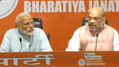 PM Narendra Modi Addresses 1st Press Conference in 5 Years: আবার ক্ষমতায় আসার কথা বললেন মোদী, মমতাকে রাজ্যের অশান্তির জন্য দুষলেন শাহ