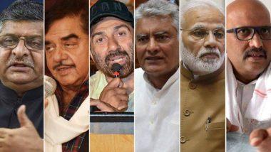 Lok Sabha Elections 2019: রবিবার শেষ দফায় যেসব তারকা প্রার্থীদের ভাগ্যপরীক্ষা, বারাণসী থেকে গুরুদাসপুর-মুখরোচক যুদ্ধ