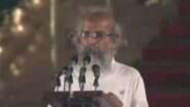 Narendra Modis Oath Ceremony: রাষ্ট্রপতি ভবনে নরেন্দ্র মোদির শপথে প্রচারের আলো কাড়লেন প্রতাপ সারঙ্গি