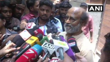 Rajinikanth On CAA: 'দেশের কোনও মুসলিম অসুবিধায় পড়লে আমি সবার আগে রুখে দাঁড়াব', সিএএ-র সমর্থনে মন্তব্য সুপারস্টার রজনীকান্তের
