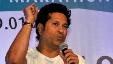 'Sachin Opens Again'- আজ ধারভাষ্যকার সচিন তেন্ডুলকরের অভিষেক