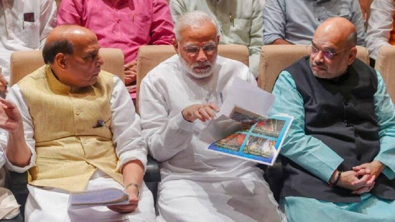 Narendra Modi Cabinet 2.0: স্বরাষ্ট্রমন্ত্রী অমিত শাহ, রাজনাথ সিং প্রতিরক্ষায়, নির্মলা সীতারমন অর্থমন্ত্রকের দায়িত্বে-দেখুন তালিকা