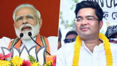 Lok Sabha Eelections 2019: 'ভাতিজার রাস্তা দখল...' মন্তব্যের জেরে প্রধানমন্ত্রী নরেন্দ্র মোদীকে আইনি নোটিশ পাঠালেন অভিষেক ব্যানার্জি