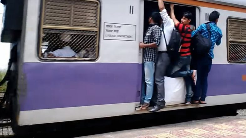 Jai Shri Ram: 'জয় শ্রীরাম' বলতে রাজি না হওয়ায় খাস কলকাতায় ট্রেন থেকে ঠেলে দেওয়া হল মাদ্রাসা শিক্ষককে! অভিযোগে উত্তাল শহর