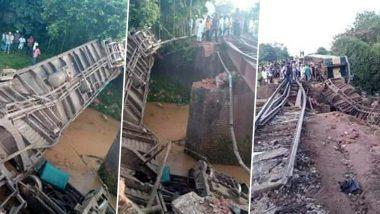 Bangladesh Train Accident: ভয়াবহ ট্রেন দুর্ঘটনা বাংলাদেশে, ব্রিজ ভেঙে খালে পড়ল উপবন এক্সপ্রেস, মৃত কমপক্ষে ৪