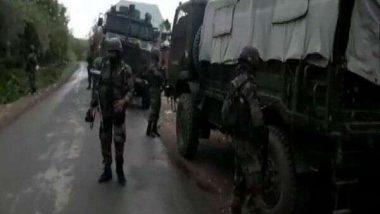 Jammu & Kashmir: সেনা জঙ্গি সংঘর্ষে ফের উত্তপ্ত উপত্যকা, গুলির লড়াইয়ে অনন্তনাগে জখম জওয়ান