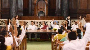 Sonia Gandhi:সর্বসম্মত সিদ্ধান্ত ফের কংগ্রেসের সংসদীয় দলনেত্রী হলেন সোনিয়া গান্ধী