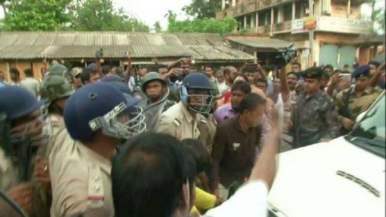 Basirhat Violence Row: দলীয় কর্মী খুনের ঘটনার প্রতিবাদে বসিরহাটে আজ ১২ ঘণ্টার বনধ