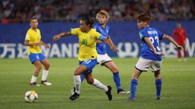2019 FIFA Women's World Cup: দারুণ লড়েও ব্রাজিলের বিদায়, আয়োজক দেশ ফ্রান্সের কাছে হেরে মার্তাদের খেল খতম