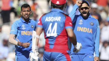 ICC World Cup 2019: মহম্মদ সামির হ্যাটট্রিকে অঘটন বাঁচিয়ে নাটকীয় ম্যাচে আফগানদের হারাল টিম ইন্ডিয়া, অপরাজিত তকমা অব্যাহত রেখে সেমির পথে বিরাটরা