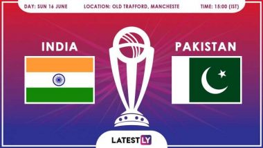 ICC World Cup 2019: আজ ভারত-পাক মহারণ, কোহলিদের কী পরামর্শ দিলেন সৌরভ?