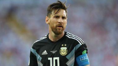 Lionel Messi: ম্যান সিটি ম্যাচের আগে লিওনেল মেসির চোট নিয়ে প্রশ্ন! খেলছেন না ফরাসি লিগের ম্যাচে