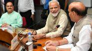 Narendra Modi: লাদাখে চিনা আগ্রাসনে তৎপর কেন্দ্র সরকার, অজিত দোভাল ও ৩ বাহিনীর প্রধানের সঙ্গে জরুরি বৈঠক নরেন্দ্র মোদির