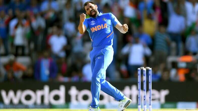ICC World Cup-র ইতিহাসে নজির মহম্মদ শামি-র, ভেঙে গেল সব রেকর্ড