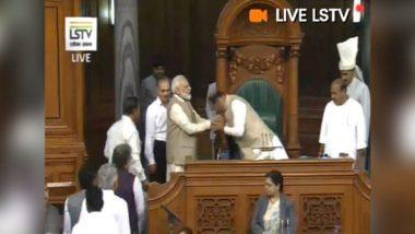 17th Lok Sabha: লোকসভার স্পিকার নির্বাচিত হলেন ওম বিড়লা, সংসদের সিদ্ধান্তে ধন্যবাদ জানালেন নরেন্দ্র মোদি