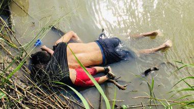 শরণার্থীদের নিয়ে অমানবিক আমেরিকা, নদী পেরোতে গিয়ে মৃত্যু বাবা-মেয়ের