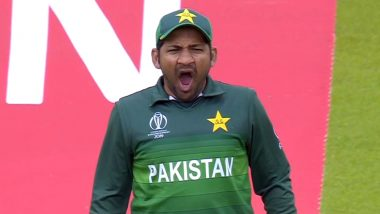 ICC World Cup 2019: ভারত-পাকিস্তান ম্যাচের মাঝে হাই তুললেন অধিনায়ক সরফরাজ আহমেদ, লজ্জার হারের মাঝে পড়ল ফোড়ন (দেখুন এই নিয়ে হাস্যকর সব মিম)