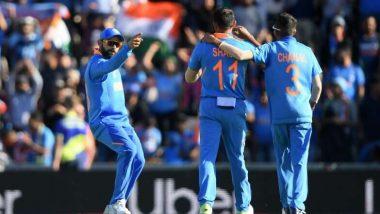 ICC World Cup 2019: ক্যারিবিয়ানদের উড়িয়ে অপরাজিত ভারত সেমিফাইনালের পথে, শামিদের আগুনে পুড়ে গেইলদের পাকাপাকি বিদায়