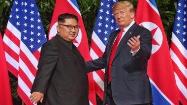 Donald Trump Step Into North Korea: কিমের সঙ্গে হাত মিলিয়ে উত্তর কোরিয়ার মাটিতে পা রাখলেন ট্রাম্প