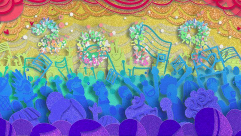 গৌরব যাত্রা আন্দোলন: Google Doodle-এ আজ ৫০ বছরের LGBTQ+আন্দোলনকে সম্মান