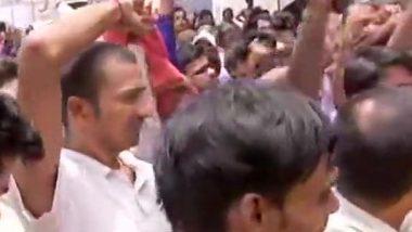 Encephalitis in Bihar: হাসপাতালে রোগীদের দেখতে গিয়ে বিক্ষোভের মুখে নীতীশ কুমার