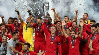 UEFA Nations League 2019: ইউরো জয়ের পর এবার নেশনস লিগেও চ্যাম্পিয়ন রোনাল্ডোরা, ডাচদের হারিয়ে খেতাব পর্তুগালের