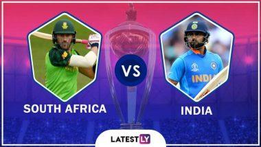 ICC World Cup 2019: দুরন্ত সেঞ্চুরি রোহিত শর্মার, চাহাল জাদুতে দক্ষিণ আফ্রিকার বিরুদ্ধে প্রথম ম্যাচে দারুণ জয় ভারতের