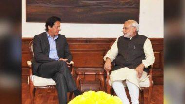 Imran Khan Writes to PM Narendra Modi :ভারতকে ফের আলোচনায় বসার প্রস্তাব পাকিস্তানের, মোদিকে চিঠি দিলেন ইমরান