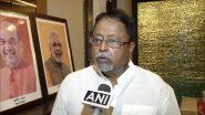 Mukul Roy: তৃণমূল বিধায়ক সত্যজিৎ বিশ্বাস খুনের মামলায় মুকুল রায়ের বিরুদ্ধে চার্জশিট পেশ সিআইডি-র