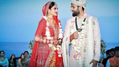 Nikhil Nusrat Marriage Hazard: রূপকথার বিয়ে ভাঙছে! জল্পনা জিইয়ে ইনস্টাগ্রামে পরস্পরকে আনফলো করলেন নিখিল-নুসরত