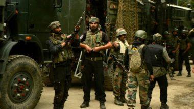 Jammu and Kashmir: পুলওয়ামায় চার জঙ্গি নিকেশ ভারতীয় নিরাপত্তা বাহিনীর, চলছে গুলির লড়াই