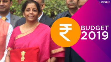 Budget 2019: অর্থমন্ত্রী নির্মলা সীতারমনের সবচেয়ে বড় দশ ঘোষণা-এক নজরে