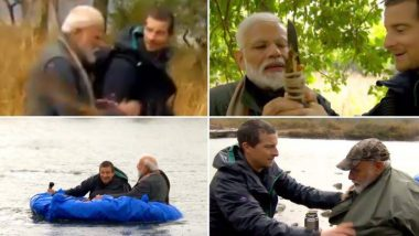 PM নরেন্দ্র মোদির 'Man Vs Wild' শো-য়ের শ্যুটিং কখন হয়েছিল? ডিসকভারির কাছে জানতে চাইল কংগ্রেস