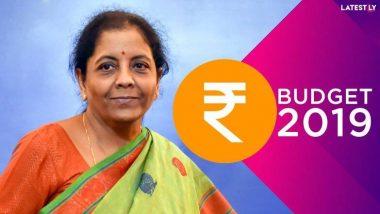 Budget 2019: আদর্শ ভাড়া থেকে ফ্রেট করিডর, বাজেটে রেল নিয়ে কী ঘোষণা করলেন অর্থমন্ত্রী নির্মলা সীতারামন