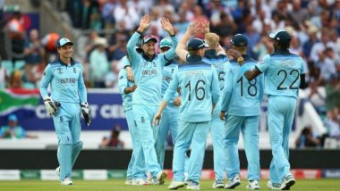 ENG vs NZ, ICC CWC 2019 Final: লর্ডসে ২৪২ রান করলেই বাইশ গজের বিশ্বজয়ী ইংল্যান্ড, ওকস-প্ল্যাঙ্কেটদের দারুণ বোলিং