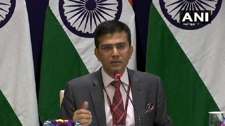MEA Rejects Donald Trump's Claim: কাশ্মীর নিয়ে ট্রাম্পের মধ্যস্থতা চেয়েছিলেন মোদি! মার্কিন প্রেসিডেন্টের দাবি উড়িয়ে যা জানাল ভারতের বিদেশ মন্ত্রক